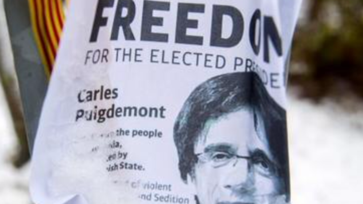 El Juez Llarena y la euroorden de Puigdemont.